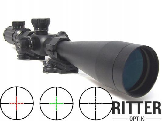 Zielfernrohre von ritter optik jagd sportschützen