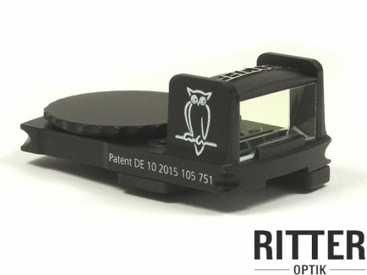 Reflexvisier DOCTER / NOBLEX QUICKsight 5,0 VR Flintenvisier