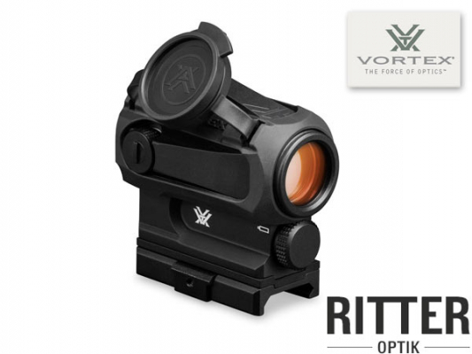 Reflexvisier VORTEX SPARC AR (2 M.O.A.) mit Multi-Height Mount System Weaver  Picatinny