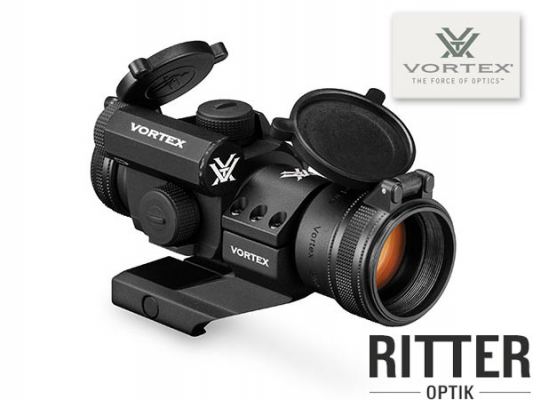 VORTEX Strikefire II (4 M.O.A.) mit Cantilever Mount 1/3 Co-Witness Mount Picatinny