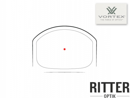 Red Dot VORTEX RAZOR 3 MOA