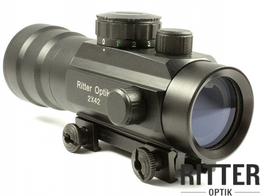 RITTER-OPTIK Reflexvisier Picatinny