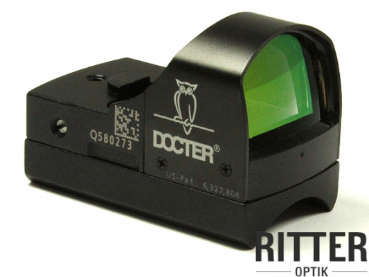 Docter Sight Montage Adapter Smith & Wesson M&P