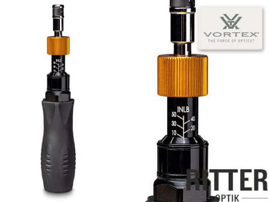 vortex CTW2 torque wrench mounting kit riflescope
