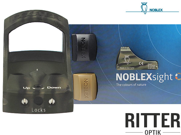 DOCTER / Noblex Reflexvisier Sight C Camouflage