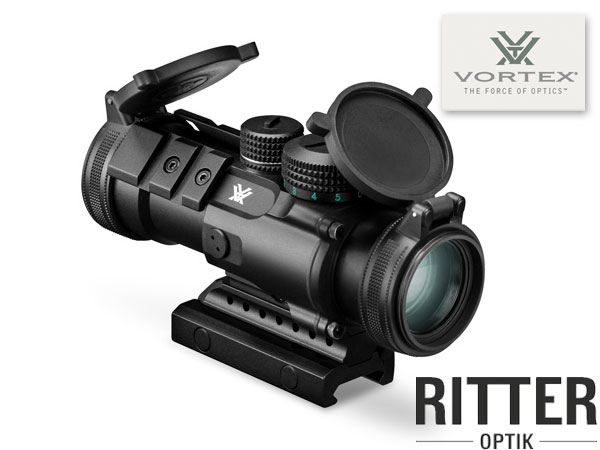 Leuchtpunktvisier VORTEX Spitfire Prism Scope 3 MOA