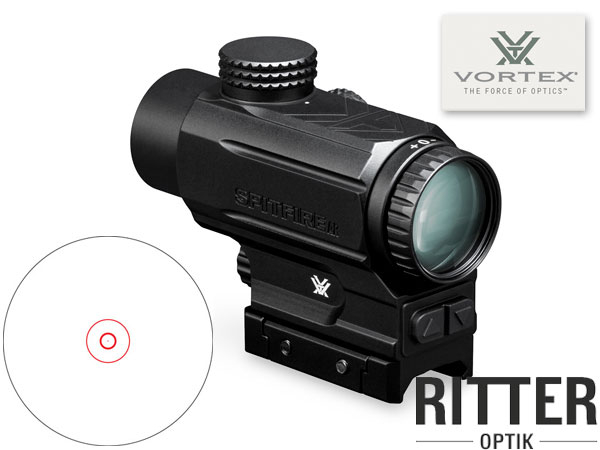 VORTEX Spitfire AR 1x Prism Scope mit DRT