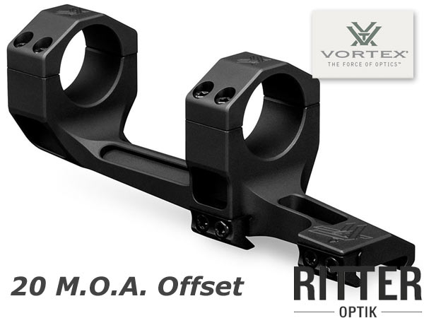 Montage Vortex Precision 20 moa Extended Cantilever 30mm